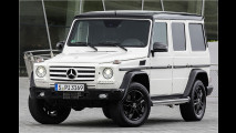 35 Jahre Mercedes G-Klasse