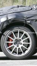 SPY PHOTOS: High Performance Mitsubishi Lancer