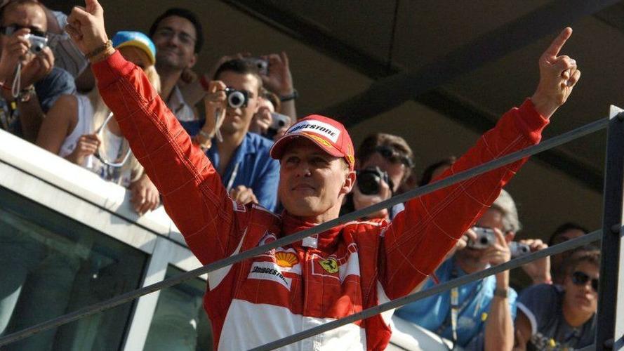 Manager denies 1m euro per-race Schumacher deal