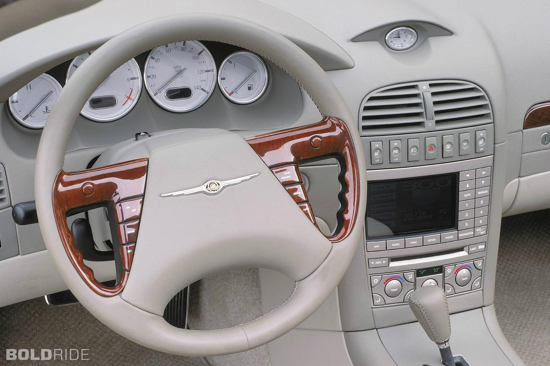 Chrysler 300 HEMI C Convertible Concept