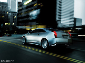 Cadillac CTS Coupe