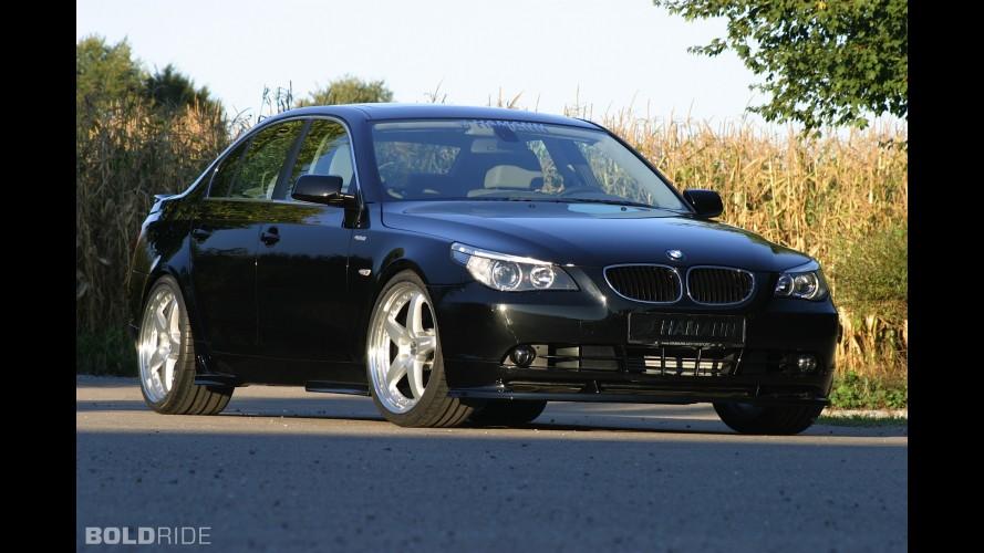 Hamann BMW 5-Series E60 545i