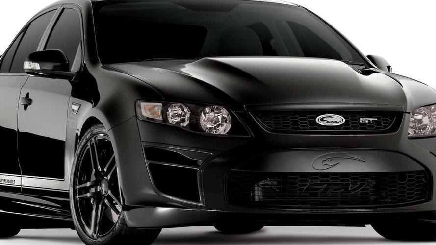 Ford developing a high-performance Falcon GT - report