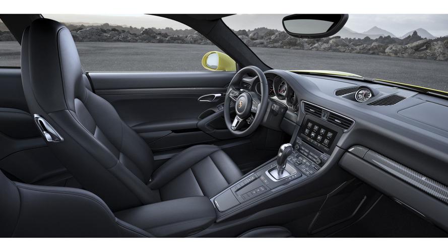Porsche 911 Turbo & Turbo S storm the Motor City