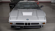 Mint condition 1981 BMW M1 painted in Polaris Silver on sale for a hefty $965,000