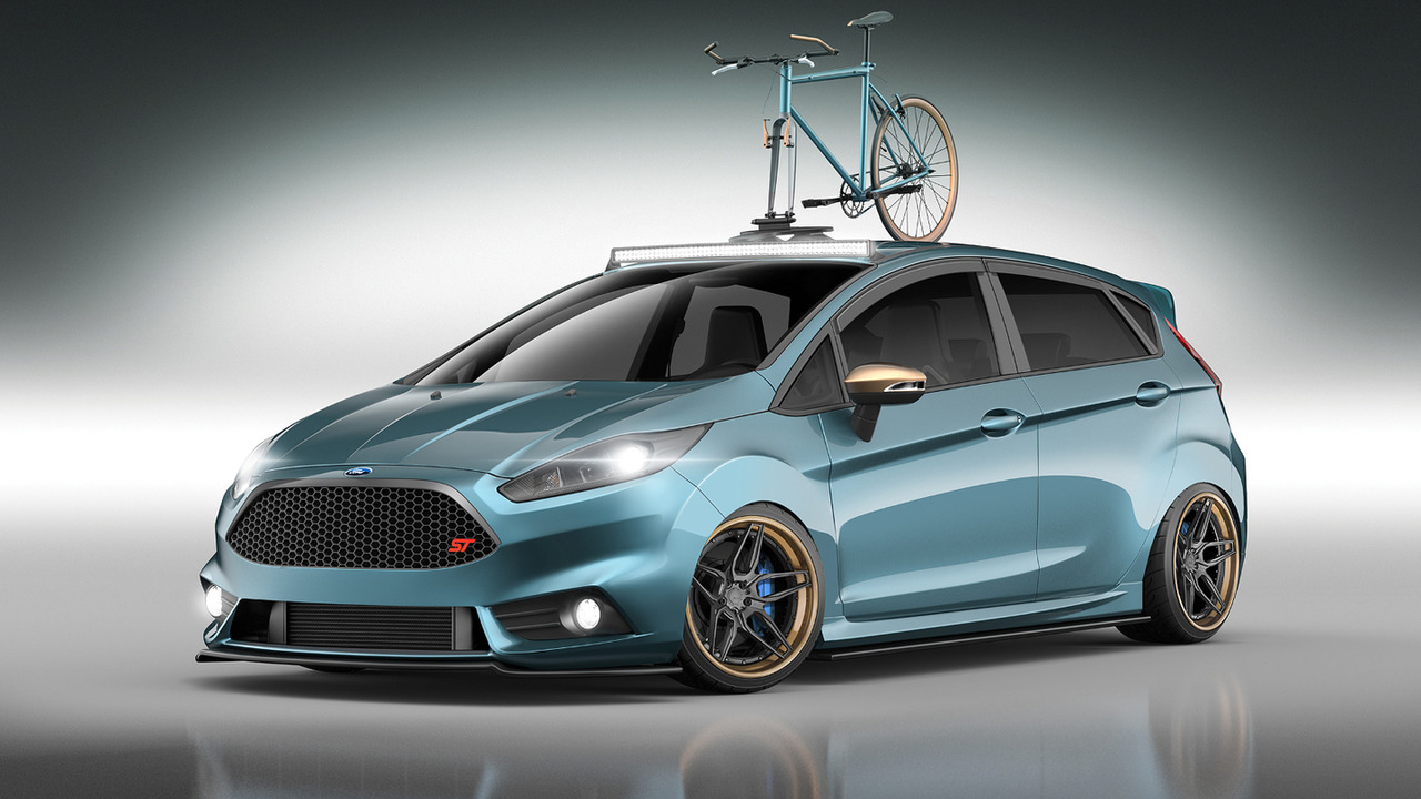 CINEMOTIVE MEDIA Ford Fiesta ST