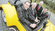 Westfield to Develop New Hybrid Sports Car