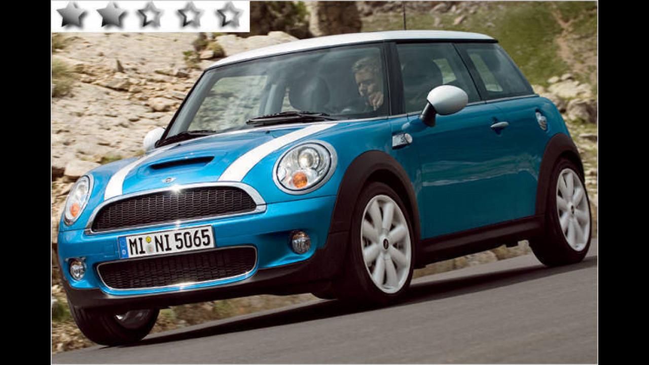 Mini Cooper S (Modelljahr 2007): 49 Punkte