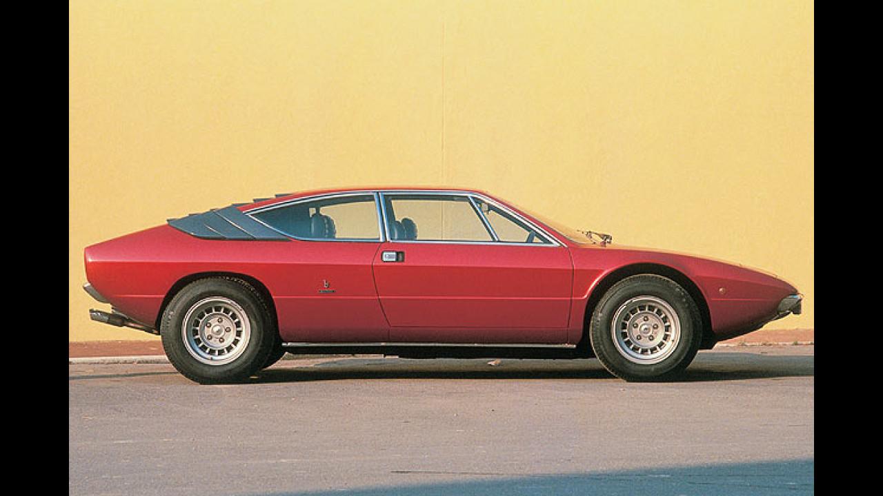 Sportwagen-Ikonen aus den 70er-Jahren - Lamborghini Urraco