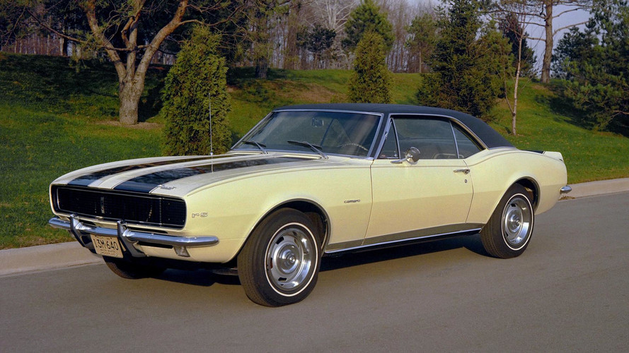 Classic Camaro Causes Family Feud, Dad Charged With 6 Felonies