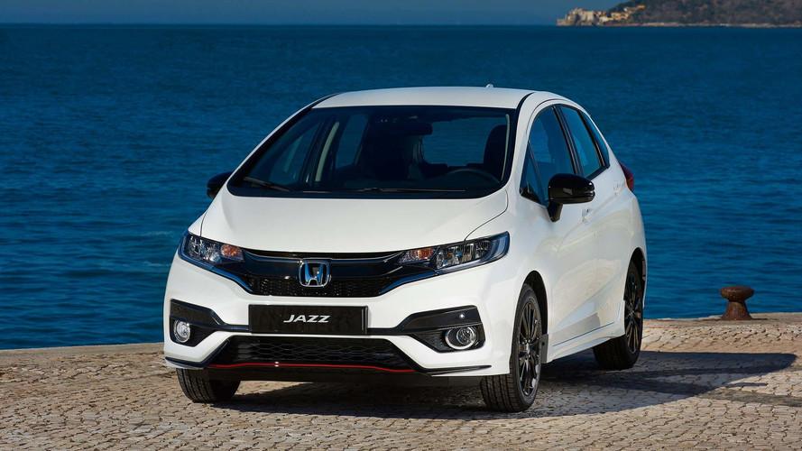 2018 Honda Jazz'a yeni donanım paketi: Sport
