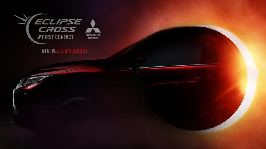 Mitsubishi aproveitará eclipse solar para mostrar Eclipse SUV