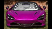 McLaren 720S 'Fux Fuchsia'