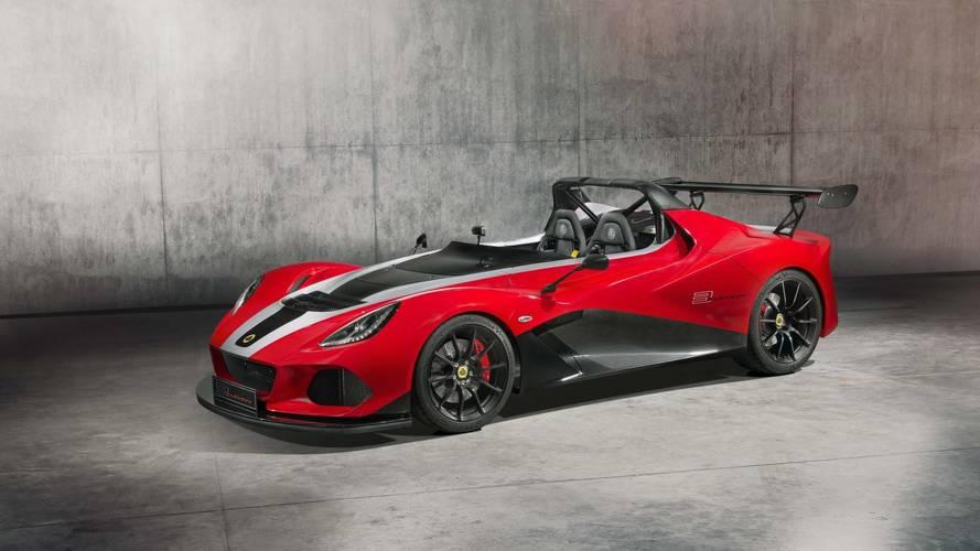Lotus 3-Eleven 430 2018: plusmarca de prestaciones