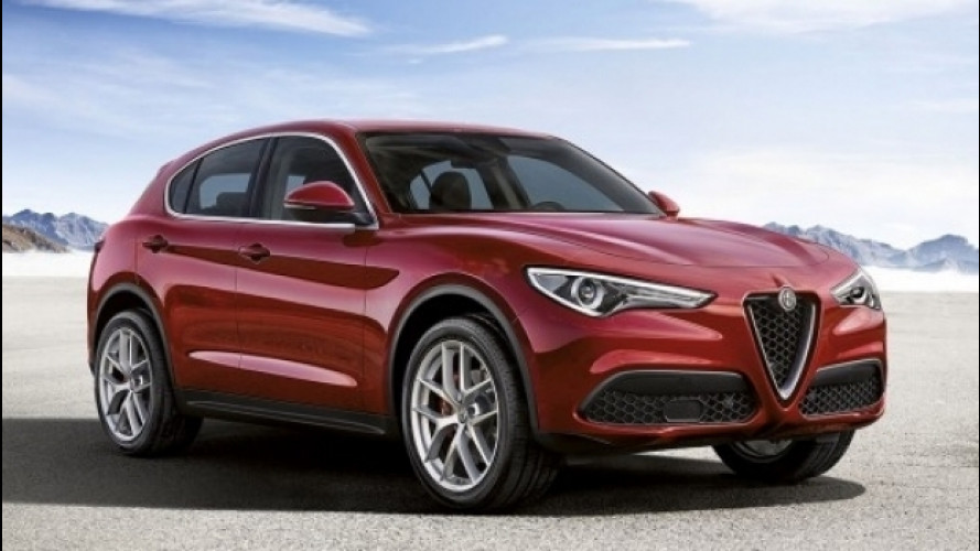 Alfa Romeo Stelvio, oggi la presentazione italiana