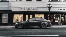 Modlifiyeli BMW M3 şeytani görünüyor