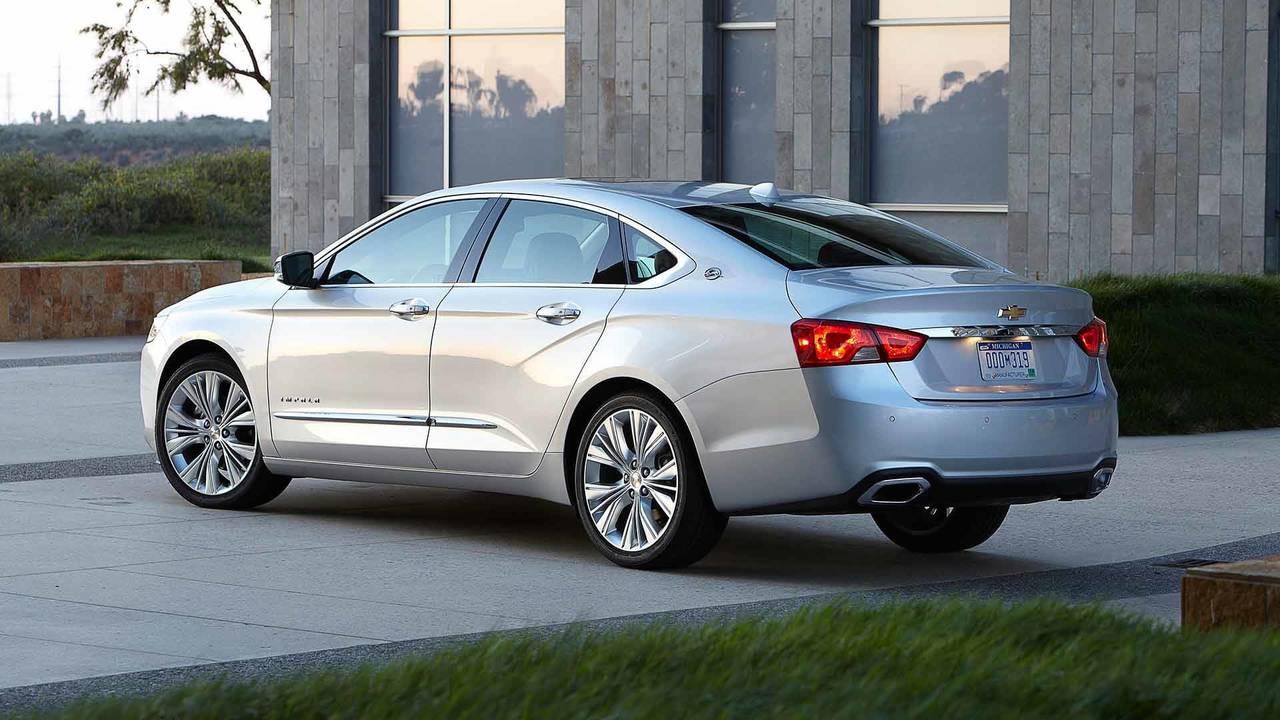 2018 Chevrolet Impala: Value-For-Money
