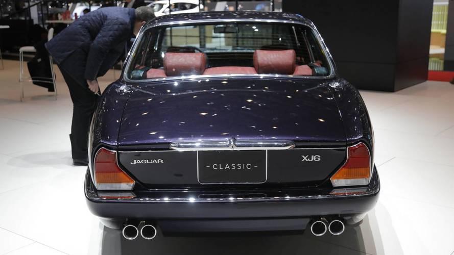 Jaguar al Salone di Ginevra 2018