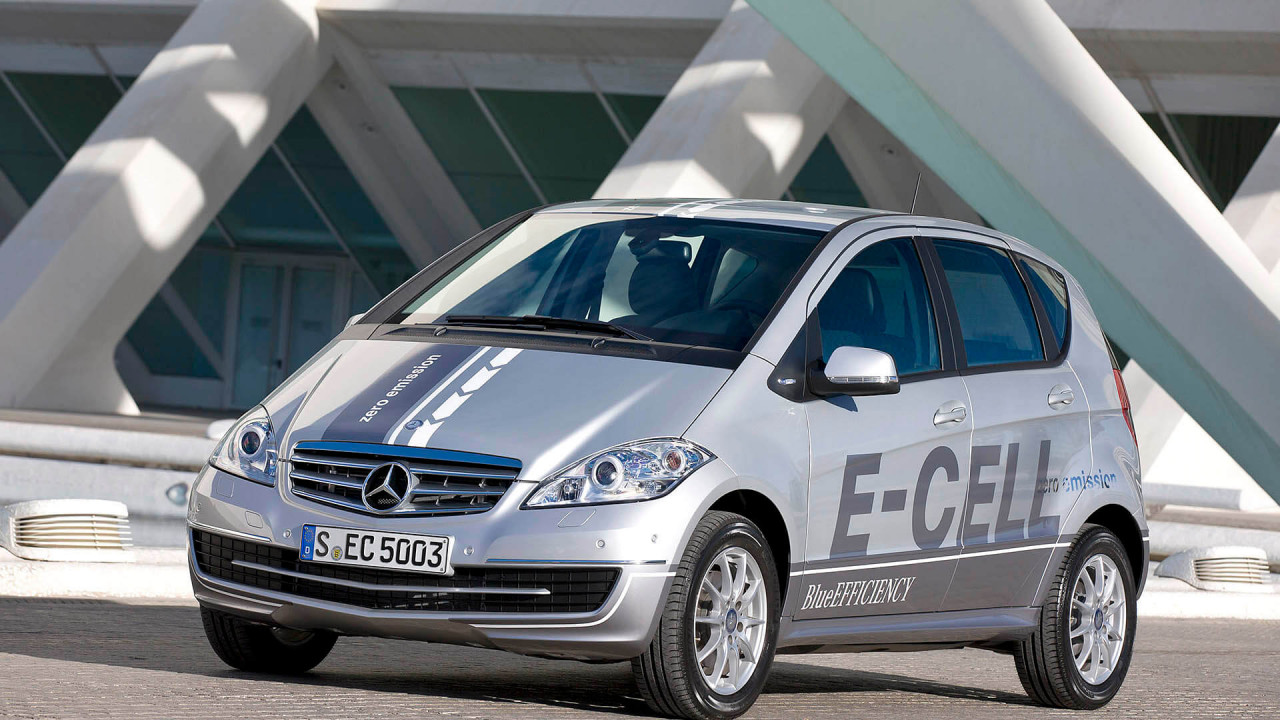 Mercedes A-Klasse: Endlich elektrisch?
