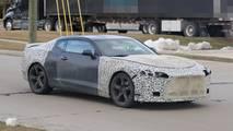 2019 Chevrolet Camaro İç Mekan Casus Fotoğrafları