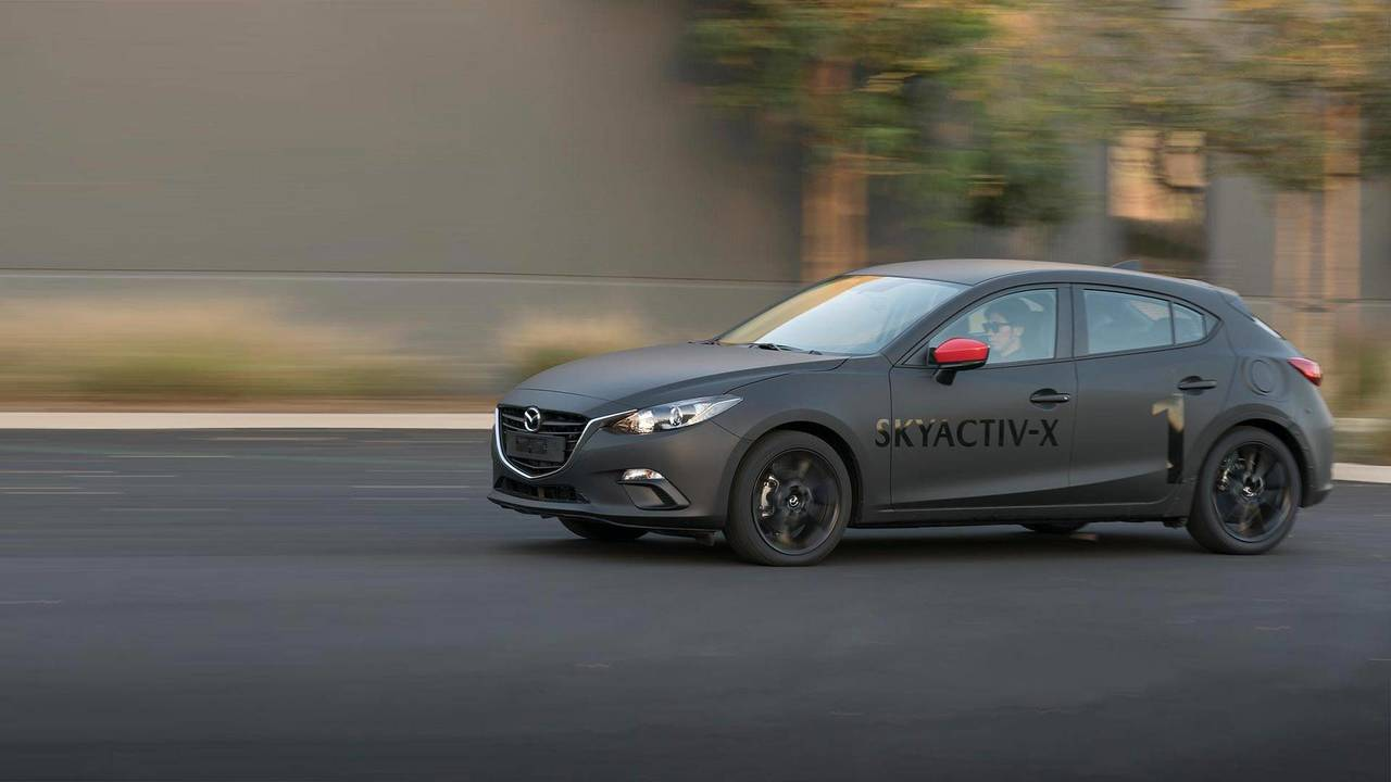 mazda skyactiv x prototype first drive photos. Black Bedroom Furniture Sets. Home Design Ideas