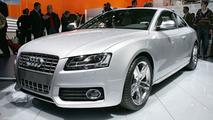 Audi A5 at Geneva