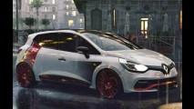 Apimentado: Renault Clio RS Trophy vaza antes de estreia em Genebra