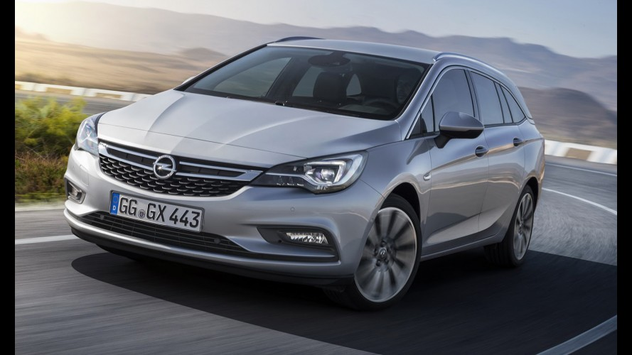 opel astra sports tourer nova gera o da perua revelada antes de frankfurt. Black Bedroom Furniture Sets. Home Design Ideas