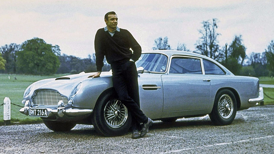 Spécial 007 - L'Aston Martin DB5 de James Bond