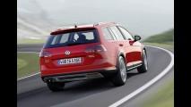 VW Golf Alltrack: versão aventureira chega aos EUA