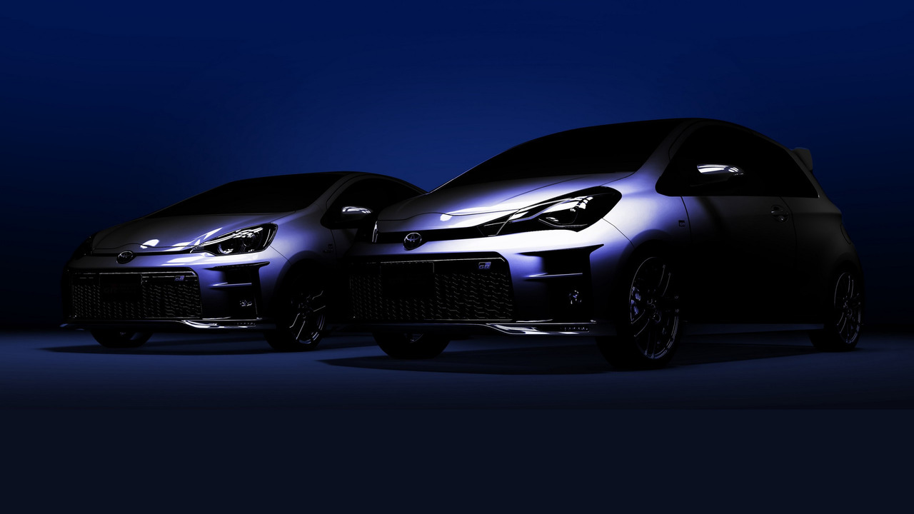 Toyota Vitz and Aqua concepts by Gazoo Racing