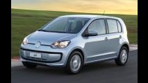 Volkswagen Up! chega à linha 2017 com poucas novidades - veja preços