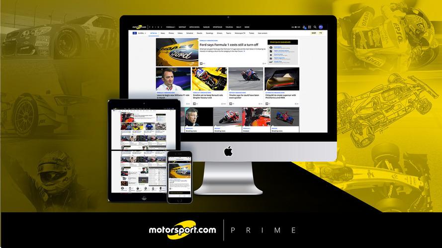 Ücretsiz Motorsport.com PRIME için 5 neden