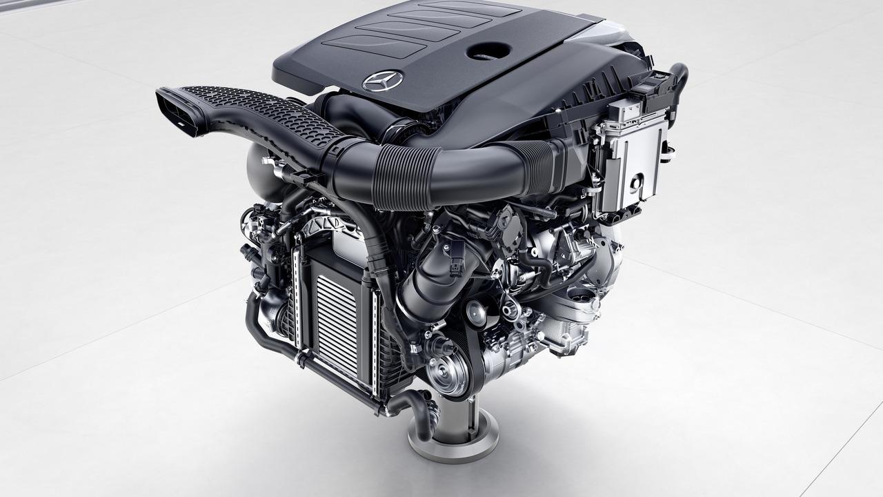 2017 mercedes s class gets new biturbo v8 and inline six for Most fuel efficient mercedes benz