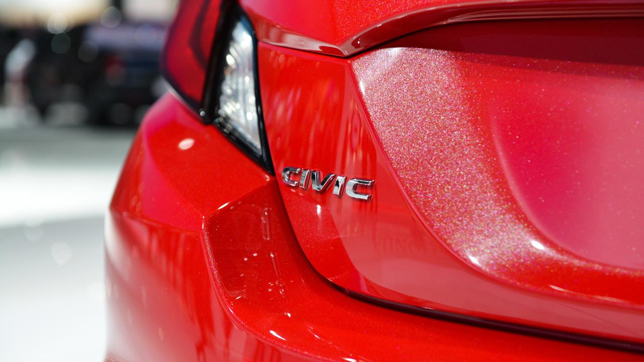 Honda Civic Si Prototype