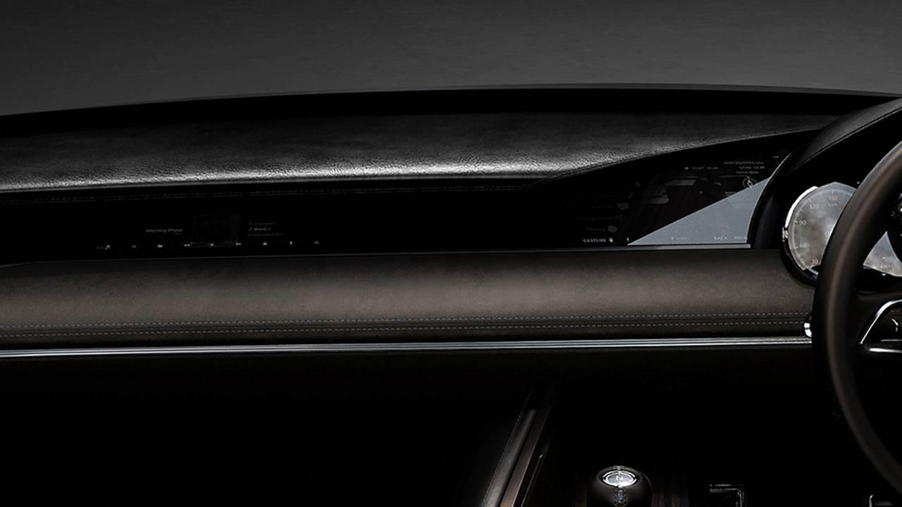 Mazda Vision Coupe Concept screen
