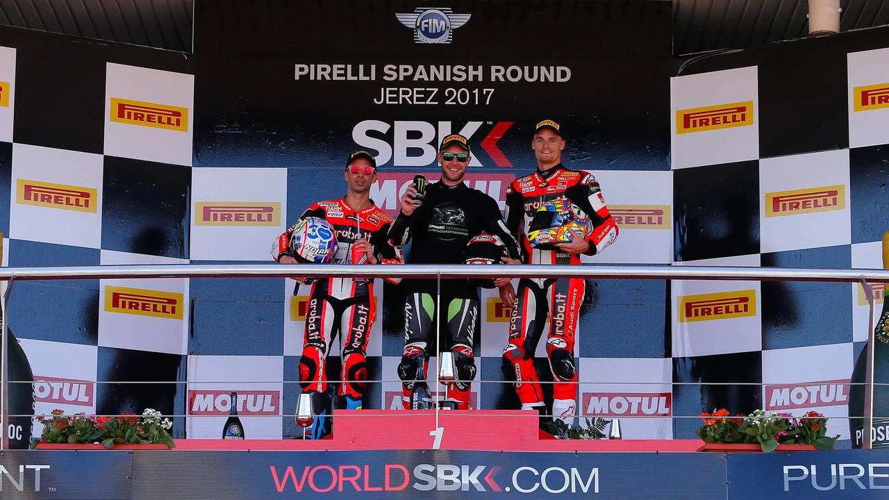 Jerez WorldSBK 2017