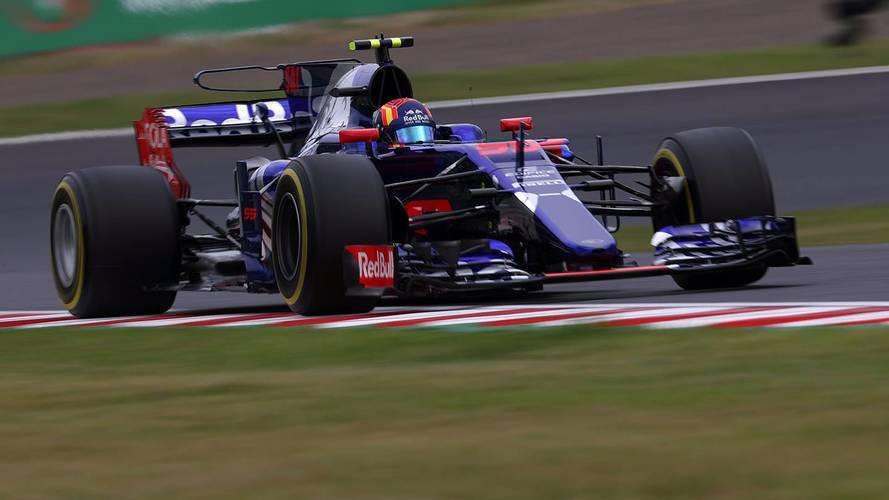 Clasificación GP Japón 2017 F1