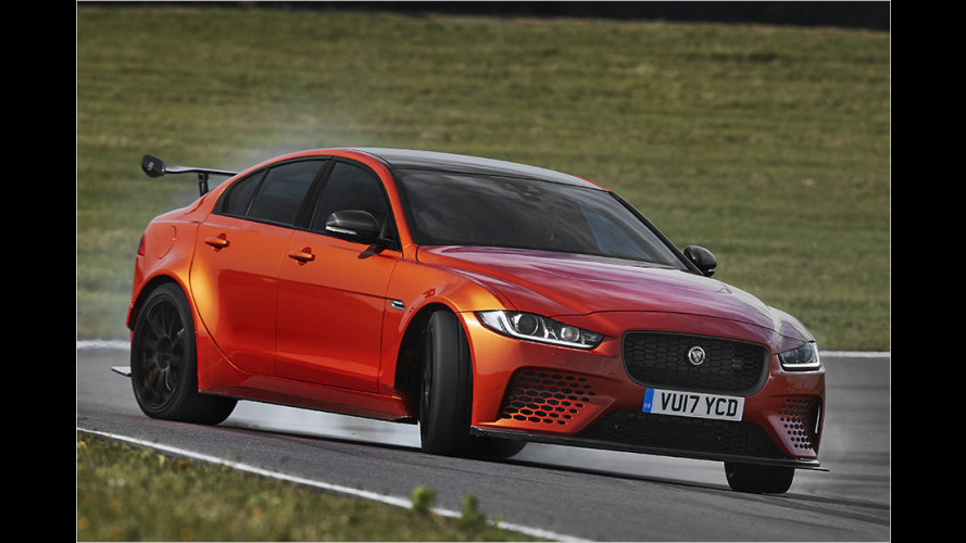 So irre ist der XE Project 8