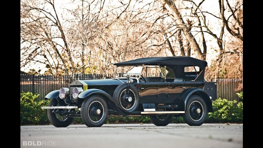 Rolls-Royce Silver Ghost Pall Mall Tourer