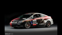 Honda Civic Si Coupe Compass 360 Racing HPD SEMA