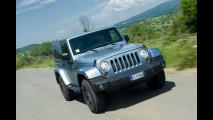 Jeep Wrangler 2.8 CRD Arctic Automatico - TEST