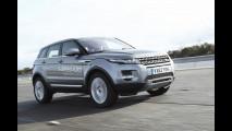 Range Rover Evoque con cambio ZF a 9 rapporti