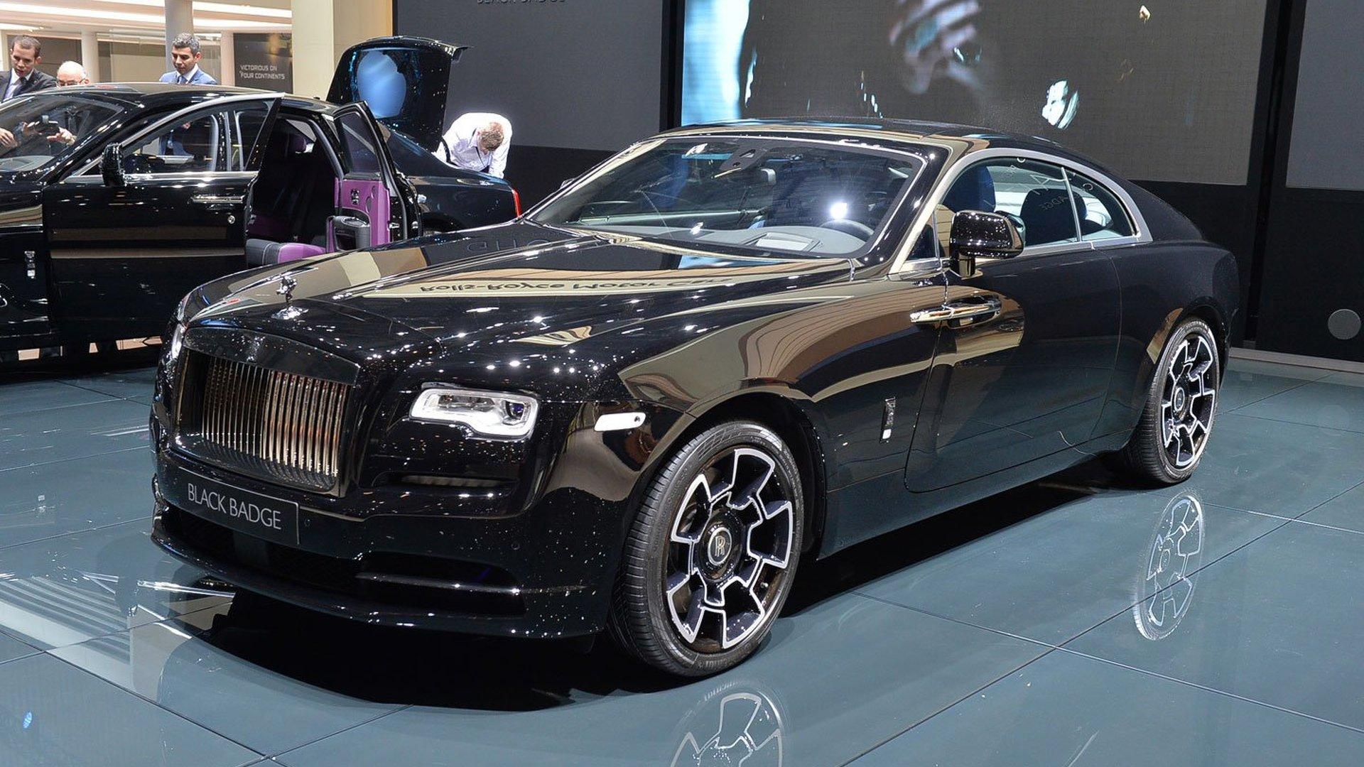 2013 NYIAS: Rolls-Royce Wraith, Phantom and Drophead