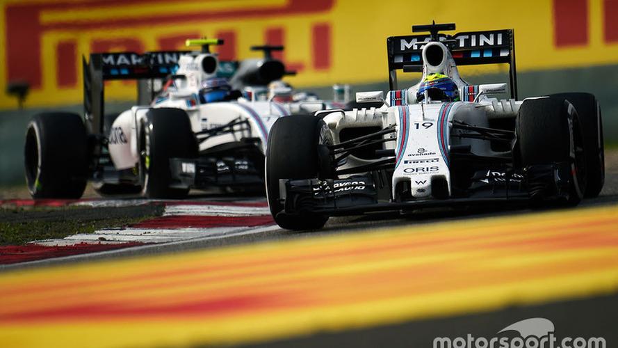 Felipe Massa column: How I kept Lewis behind me in China
