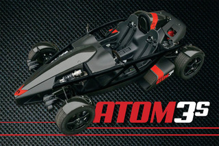 Ariel Atom 3S Gets Turbocharged, Goes Even Faster