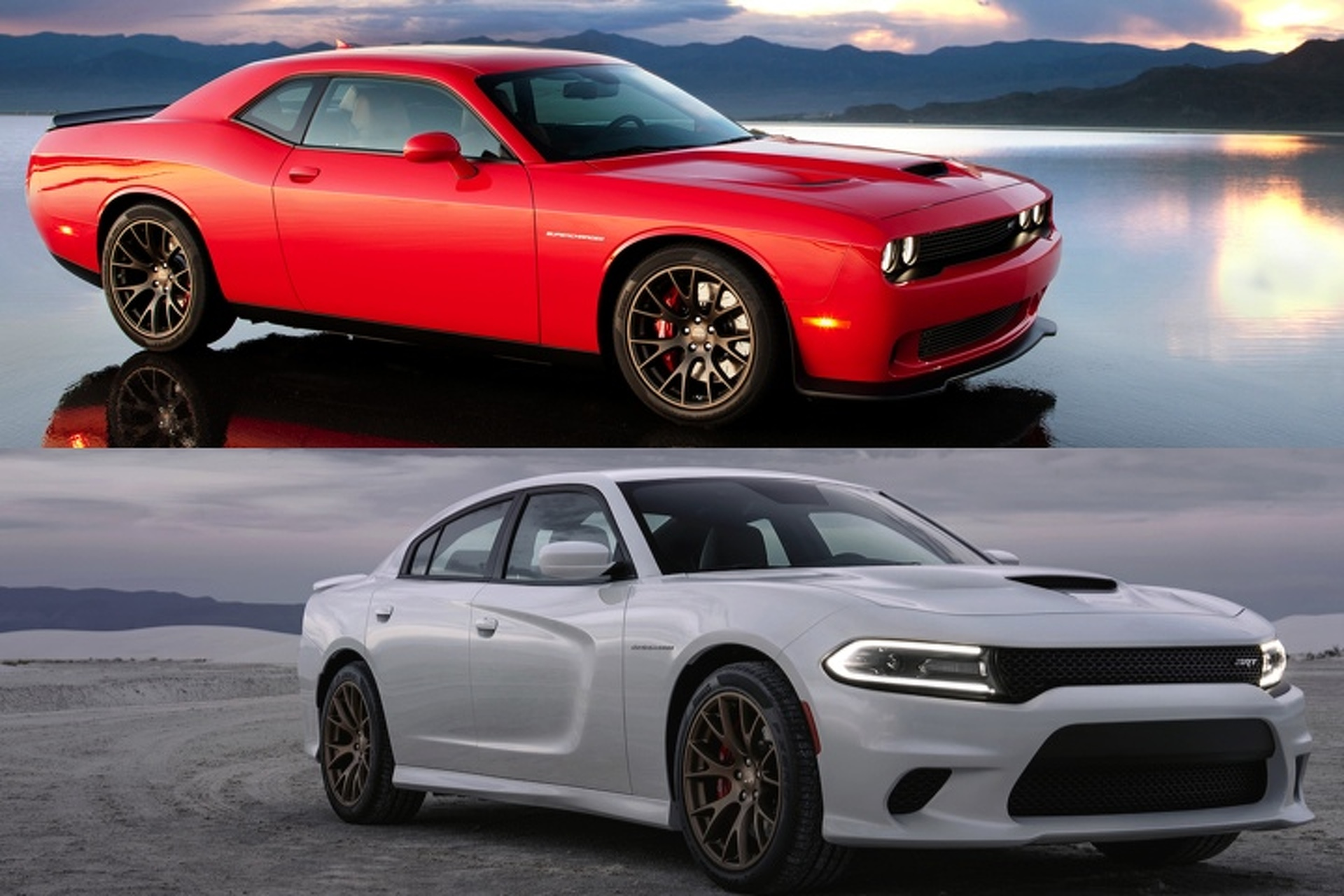 Dodge Charger Hellcat vs Challenger Hellcat: Which Would You Rather ...