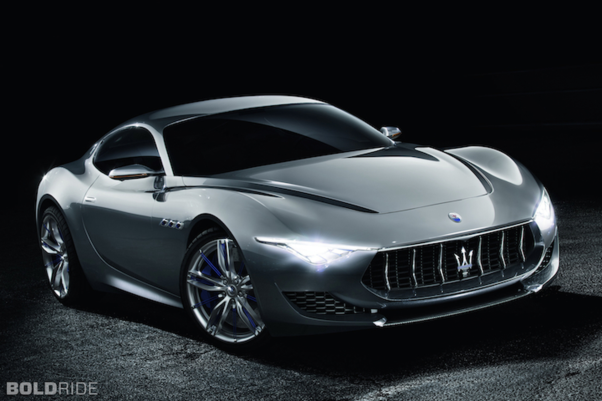 Marchionne Aiming Maserati as Company's New Flagship
