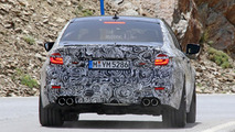 2018 BMW M5 spy photos