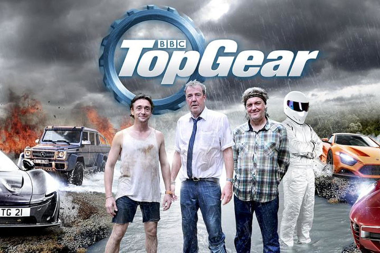 'Top Gear's Jeremy Clarkson Hints He Will Be Sacked
